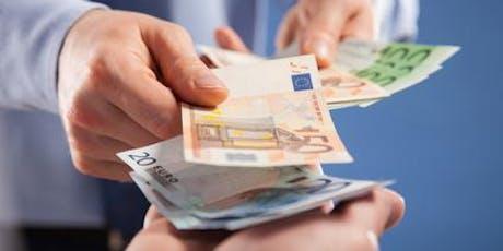 """""""offre de prêt entre particulier"""" OFFRE DE PRÊT ENTRE PARTICULIERS billets"""