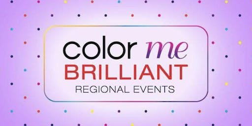 Color Me Brilliant Hurricane WV Region August
