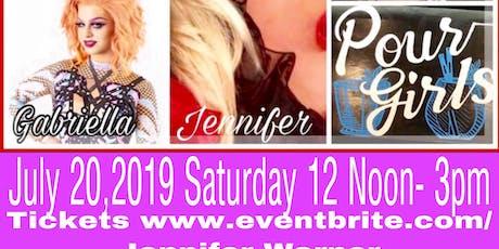 Jennifer Warner Drag brunch July 20th 2019 tickets