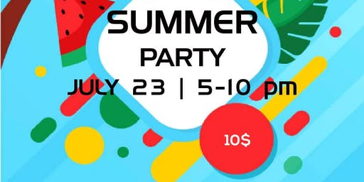 SUMMER PARTY!!!