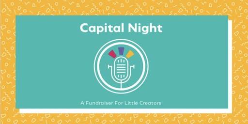 Capital Night with Little Creators