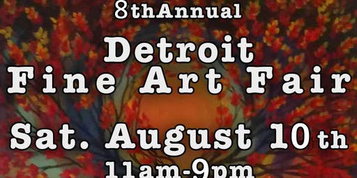 8th Annual Detroit Fine Art Fair