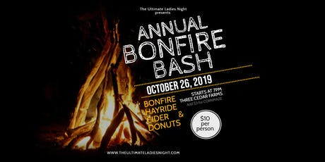 Bonfire Bash tickets