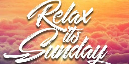 Sunday it's Relax
