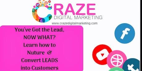 Social Media Marketing-Lunch & Learn Workshop tickets