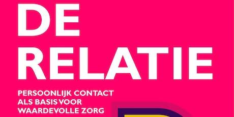 Boekpresentatie 'De Relatie' tickets
