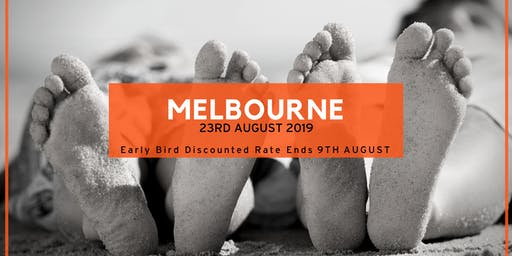 Foot Mobilisation Techniques (Lower Extremities) Level 1 - Melbourne, August 23rd, 2019