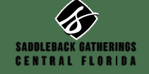 Gatherings of Saddleback Church - Central Florida