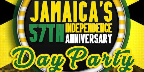 100 Degrees - Day Party (Celebrating Jamaican Independence) tickets