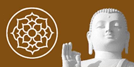 Oxford Insight Meditation Day Retreat with Kirsten Kratz tickets