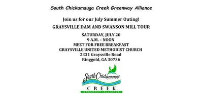 Graysville / Swanson Mill Historical Tour and free breakfast