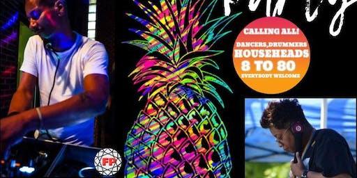 Free Coney Island Boardwalk Party Frankie Paradise Selek