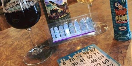 Bingo, Sips & Nails tickets