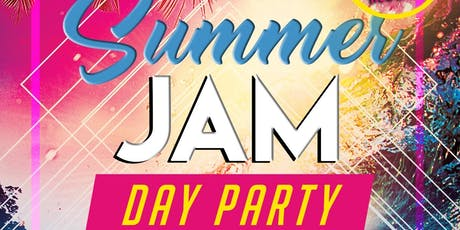 SUMMER JAM - Day Party tickets