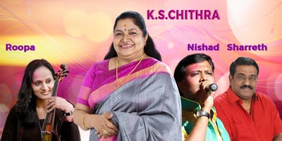 K S CHITHRA - TAMIL CONCERT @ LONDON