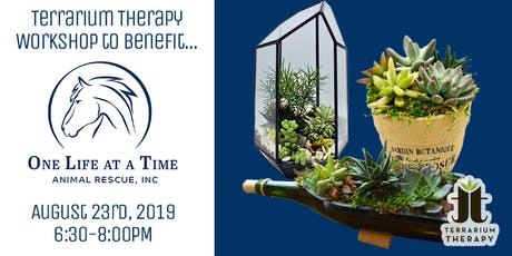 Succulent Workshop to benefit One Life At A Time tickets