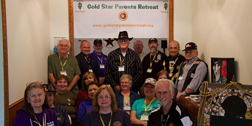 Gold Star Parent's Retreat 2020