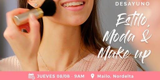 Ladies Coffee Club - Desayuno Estilo, Moda & Make Up
