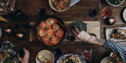Tour of Italy Wine Dinner series