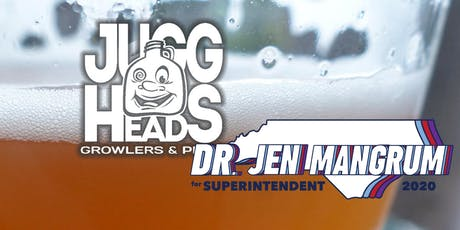 Winston Salem Meet & Greet at Juggheads Growlers and Pints tickets