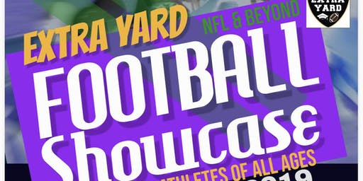 Extra Yard NFL & Beyond Football Showcase