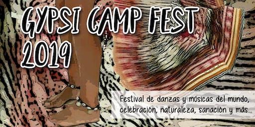 GYPSI CAMP FEST 2019 Un festival donde todo cabe y nada sobra, danza...