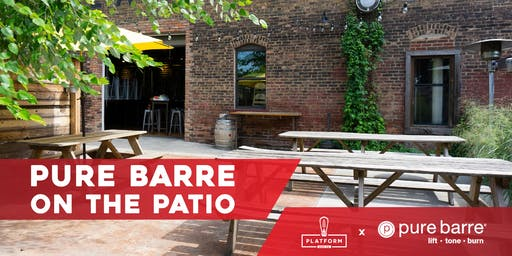 Pure Barre on the Patio feat. Platform Beer Co. & Pure Barre Rocky River