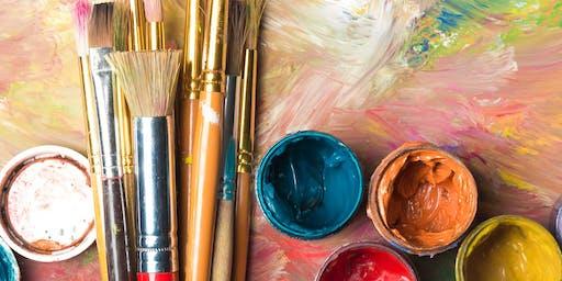 Paint & Sip brunch edition