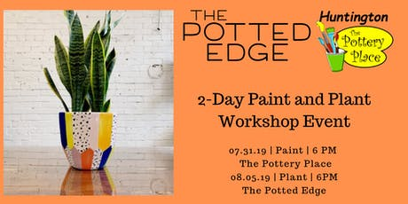 2-Day Paint and Plant Workshop Event tickets