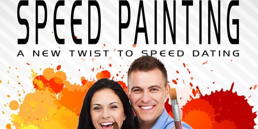 Speed Painting - A Twist on Speed Dating