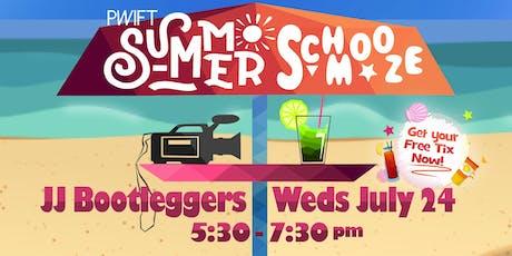 PWIFT Summer Schmooze '19 tickets