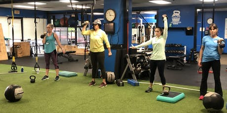 FREE: Kettlebells For Strength And Fat Loss Seminar tickets