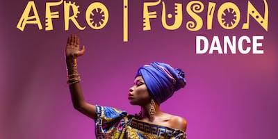 AFRICAN DANCE - NDOMBOLO: WORKSHOP
