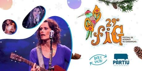 MACEIÓ: Festival de Inverno de Garanhuns (Barão Vermelho + Zélia Duncan + Mariana Aydar + Amanda Back + MUITO MAIS) Tickets