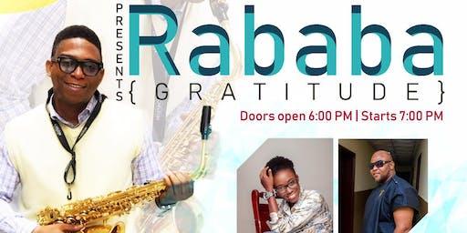 Joyous Impact Concert 2019 : RABABA