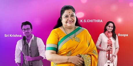 K S CHITHRA - TELUGU CONCERT @BIRMINGHAM tickets