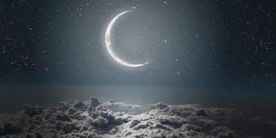 September New Moon Gong Bath