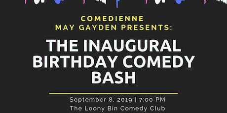 May Gayden's Comedy Birthday Bash tickets
