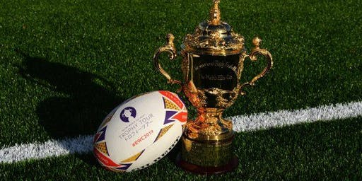 Rugby World Cup: Japan V Scotland