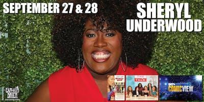Comedian Sheryl Underwood Live in Naples, Florida
