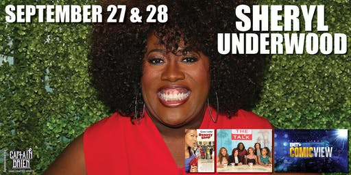 Comedian Sheryl Underwood Live in Naples, Florida