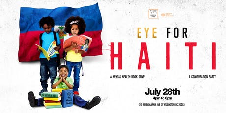EYE for Haiti: The Conversation Party tickets