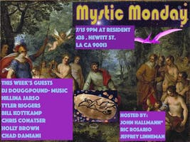 Mystic Monday Comedy