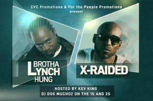 Brotha Lynch Hung, X-Raided