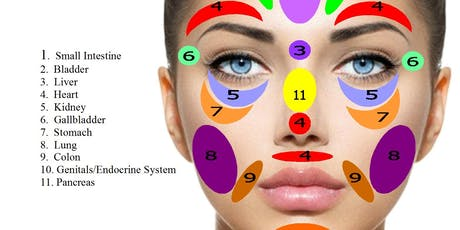 Facial Reflexology Rejuvenation tickets