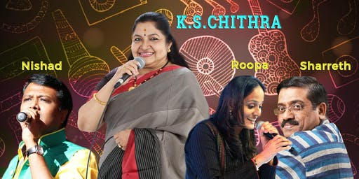 K S CHITRA - MALAYALAM  CONCERT @  STOKE-ON-TRENT