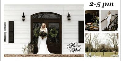 Bridal Open House at The Estates at Pecan Park 8/4/2019 2-5pm
