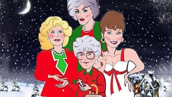 """""""The Golden Girls LIVE! Christmas in July"""""""