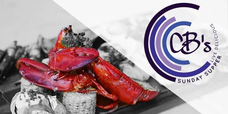CB's Sunday Supper, Feat. Lombardi's Seafood & Rockpit Brewing tickets