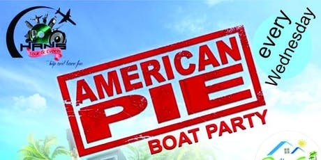 AMERICAN PIE BOAT PARTY tickets